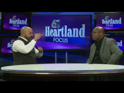 Interview on WOWT 6 in Omaha on the importance of city leadership and Black business