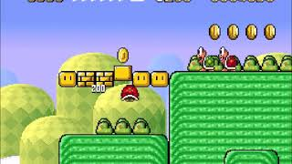 Super Mario Bros. 3x - 1 - Grass World