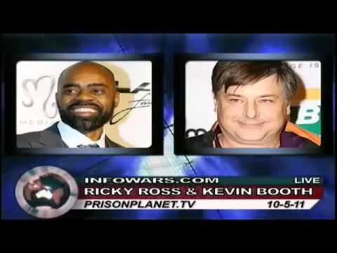 Freeway Rick Ross - Alex Jones - Cocaine, Iran Contra Scandal & The CIA