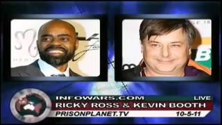 Freeway Rick Ross - Alex Jones - Cocaine, Iran Contra Scandal & The CIA