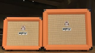 Orange Crush 2015 Series Amplifier Review by Sweetwater