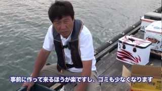 チヌのかかり釣り~山本 太郎~【前編】