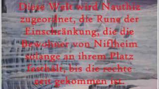 Nordische Mythologie 2 - Yggdrasil Teil 2