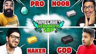 herobrine SMP all members l creative videos l Techno gamers l chapati gamer l YesSmertypie