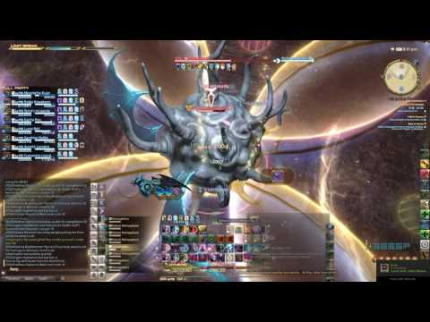 Final Fantasy XIV - Omega V2.0 Savage - Summoner PoV [Patooties]