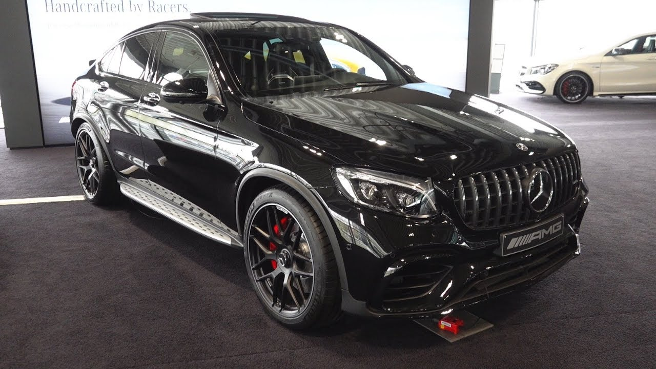 2018 mercedes glc coupe amg glc63 s new full review. Black Bedroom Furniture Sets. Home Design Ideas