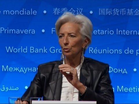 Finance Leaders Pledge to Boost Sluggish Economy