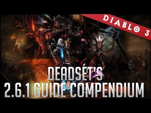 Download Youtube: Deadset's 2.6.1 Build Compendium - Season 12
