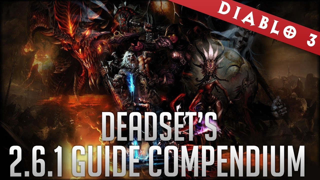 Deadset's Guide Compendium for Season 15 / Patch 2 6 1 - News - Icy