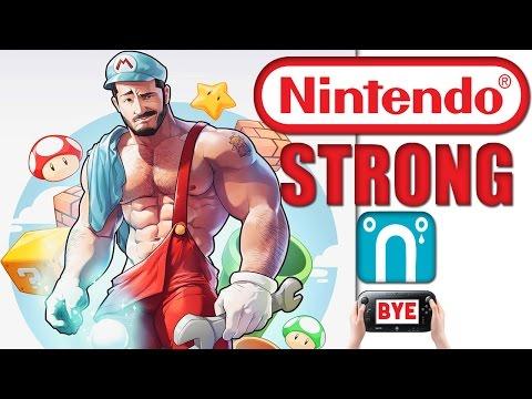 Wii U PROVES Nintendo's STRENGTH!