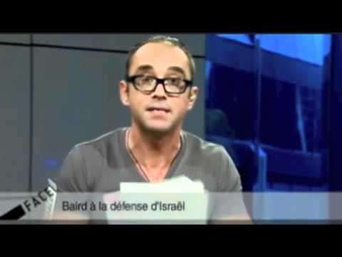 Stéphane Gendron et les Juifs