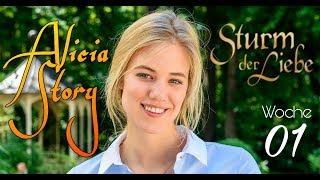 Alicia Story / Woche 01 / 14.08 - 18.08