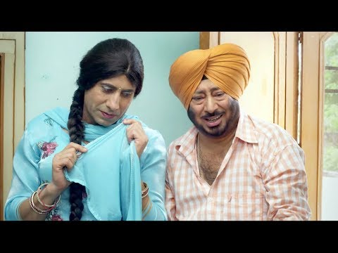 PUNJABI COMEDY FULL MOVIE ( NEW 2018 ) Binnu Dhillon Punjabi