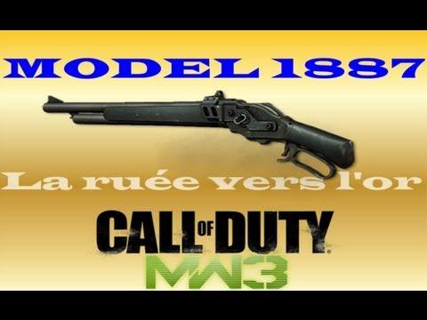 Model 1887   La ruée vers l'or   Episode 7 MW3   SkyRRoZ