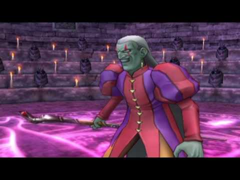 Dragon Quest VIII: Boss #7 - Dhoulmagus