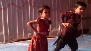 Aga Bai DhaGO !!! Daksh..tanishka..samarth..shreya