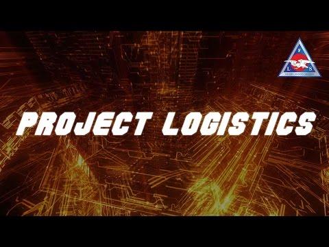Project Logistics - Falcon Logistics Solution