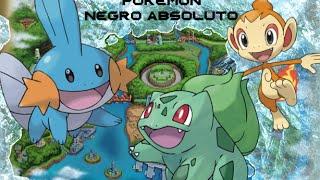 ¡Iniciales salvajes en Santuario Abundancia! (Entei sorpresa) - Pokemon Negro Absoluto