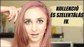 SMINKKOLLEKCIÓ ÉS SZELEKTÁLÁS: 150+ RÚZS!!!!!
