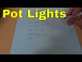 How To Layout Pot Lights-Interior Design Ideas