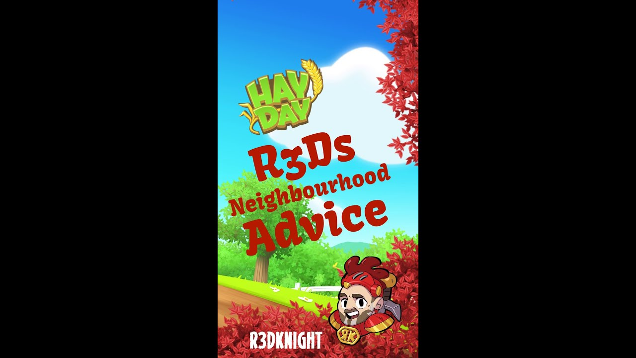 Download R3Ds Vlog - Advice for Neighbourhood Owners.