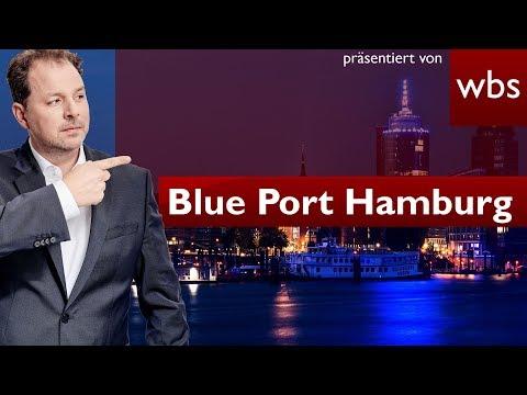 """Blue Port Hamburg"": Aufregung um Foto-Verbot | Rechtsanwalt Christian Solmecke"