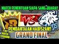 MATCH PENENTUAN SIAPA SANG JUARA!! PEMBANTAIN HABIS2AN! MATCH 7 M1 WORLD CHAMPIONSHIP-Mobile Legends