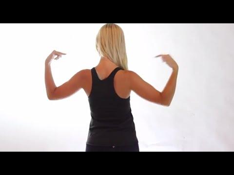 Tanktop Video Review: Custom Ladies American Apparel 50/25/25 Tanktop By Coed Monkey