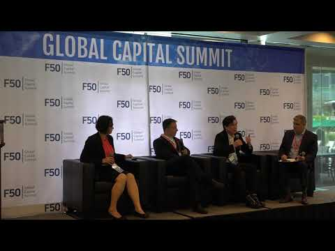 Trade war and Oversea Investments: Bloomburg,  Dentons, WCP, USF, Global Capital Summit  2018 Spring