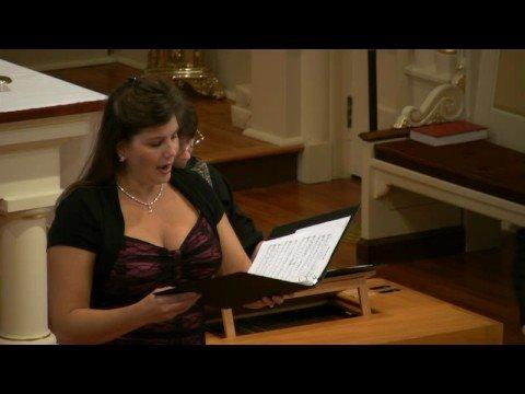Bist du bei mir from the Anna Magdalena Bach Book
