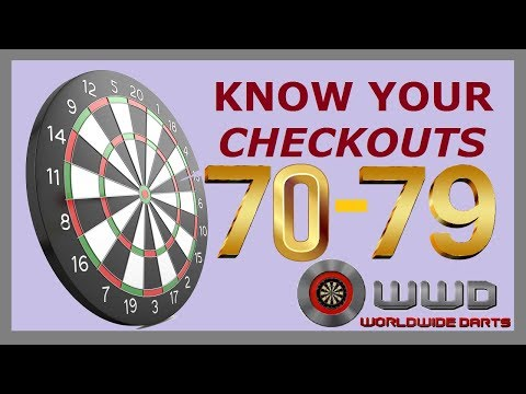 Learning Your Checkouts - 70 Through 79 - Part 3