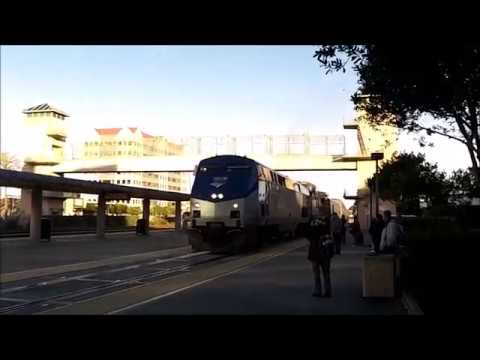 "Christmas Eastbound ""California Zephyr"" trip (Part 1: Emeryville, CA to Reno, NV)"