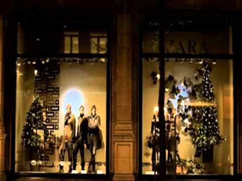 Kerstverlichting sneeuweffect De Kerstwinkel - YouTube