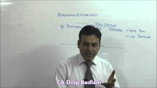Income Tax : AY 16-17 : Ch 4 : PGBP : Lecture 6 : Profit & gains of Business or Profession