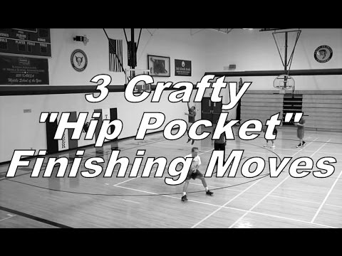 "3 Crafty ""Hip Pocket"" Finishing Moves with Jim Huber"