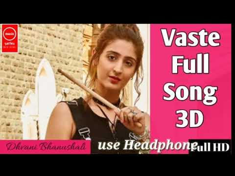 dhvani-bhanushali-vaste-song-||-new-songs-2019,-vaste-2019