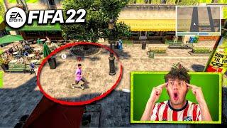 EA added *FREE ROAM* in FIFA 22... WHAT?! screenshot 1