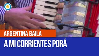 """""""A mi Corrientes porá"""" por Chingoli Bofill en #ArgentinaBaila"""