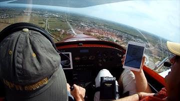 Landung in Bad Dürkheim