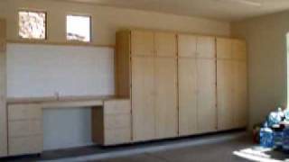 Manny's Organization Station Testimonial In Our Customers Own Words. Garage Storage Cabinets, Tucson