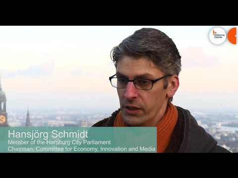 Transport and logistics initiatives in smartCITY Hamburg