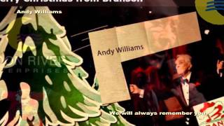 andy williams christmas album I Still Believe in Santa Claus 1990