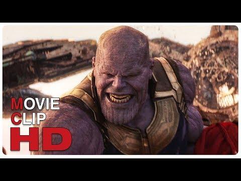 "AVENGERS INFINITY WAR ""Avengers vs Thanos"" Movie Clip (NEW 2018) Superhero Movie HD thumbnail"