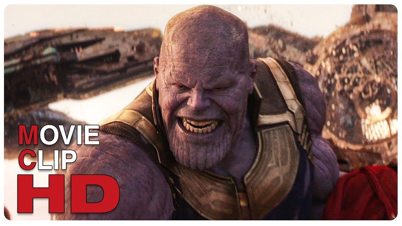 """New Avengers Movie 2018: AVENGERS INFINITY WAR """"Avengers Vs Thanos"""" Movie Clip (NEW"""