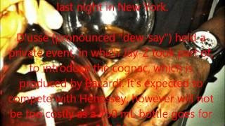 jay z launched d usse cognac in new york