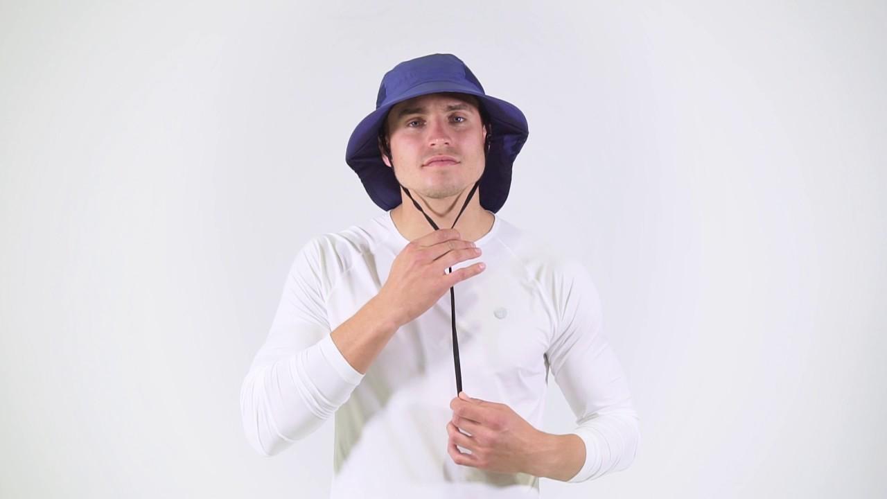 e62aebdc41763 Solbari Adventure Hat UPF50+ Australian Sun Protection - YouTube