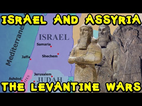 Ancient Israel And Assyria: Early Encounters In The Levant (Part I)