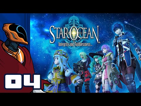 Let's Play Star Ocean: Integrity and Faithlessness - PS4 Gameplay Part 4 - Pew Pew