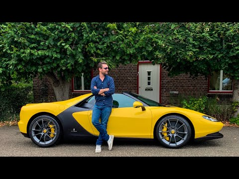 Driving The £4m Ferrari Sergio - One Of The Rarest Ferraris In The World!