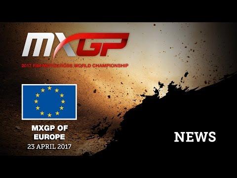 MXGP of EUROPE Valkenswaard 2017 NEWS HIGHLIGHTS #Motocross